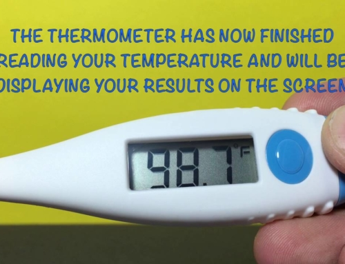 Oral Thermometer Tutorial