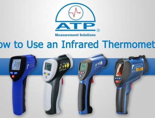 How To Use An Infrared Thermometer | ATP Instrumentation